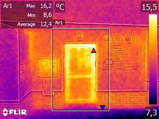 FLIR badania termowizyjne